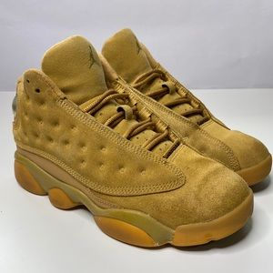 Air Jordan 13 Retro Wheat Boys 3Y